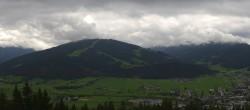 Archived image Webcam View from ´Berggasthof Habersattgut´ down to the ´Ennstal´ (Enns valley) 06:00