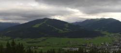 Archived image Webcam View from ´Berggasthof Habersattgut´ down to the ´Ennstal´ (Enns valley) 10:00