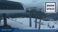 Archived image Webcam Top Station Starjet 3 21:00