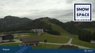 Archiv Foto Webcam Grafenberg - Wagrain 03:00