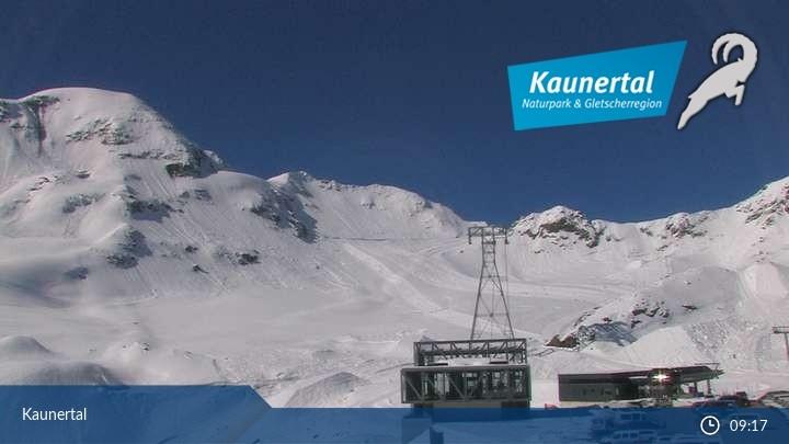 Webcam Kaunertal