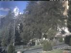Archived image Webcam Church at Zermatt 02:00