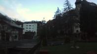 Archiv Foto Webcam Zermatt - Kirche 00:00