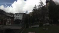 Archiv Foto Webcam Zermatt - Kirche 04:00