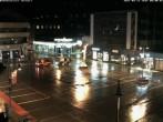 Archiv Foto Webcam Zermatt - Bahnhofplatz 00:00