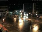 Archiv Foto Webcam Zermatt - Bahnhofplatz 04:00