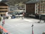 Archiv Foto Webcam Zermatt - Bahnhofplatz 12:00