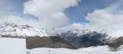 Archiv Foto Webcam Zermatt Hörnlibahn Bergstation - Blick zum Matterhorn 08:00