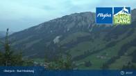 Archiv Foto Webcam Bergstation Bad Hindelang/Oberjoch 21:00