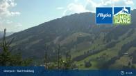 Archiv Foto Webcam Bergstation Bad Hindelang/Oberjoch 05:00