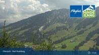 Archiv Foto Webcam Bergstation Bad Hindelang/Oberjoch 07:00