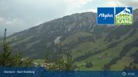 Archiv Foto Webcam Bergstation Bad Hindelang/Oberjoch 09:00