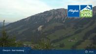 Archiv Foto Webcam Bergstation Bad Hindelang/Oberjoch 13:00