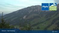 Archiv Foto Webcam Bergstation Bad Hindelang/Oberjoch 15:00