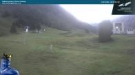 Archiv Foto Webcam Mittelstation Nebelhornbahn 00:00