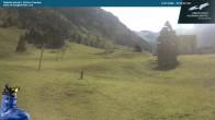 Archiv Foto Webcam Mittelstation Nebelhornbahn 04:00