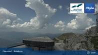 Archiv Foto Webcam Nebelhorn Bergstation (Oberstdorf) 07:00