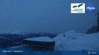 Archiv Foto Webcam Nebelhorn Bergstation (Oberstdorf) 00:00