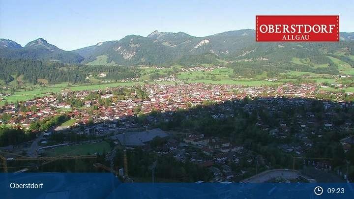 Webcam Oberstdorf Schanze