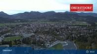 Archiv Foto Webcam Oberstdorf Schanze 21:00