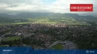 Archiv Foto Webcam Oberstdorf: Schanze Skispringen 03:00