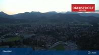 Archived image Webcam Oberstdorf: Ski Jump Area 23:00