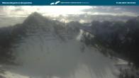Archived image Webcam Upper station Waldmendingerhorn (1950m)- 360°- panorama 02:00