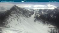 Archived image Webcam Upper station Waldmendingerhorn (1950m)- 360°- panorama 04:00
