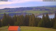 Archiv Foto Webcam Buron- Hütte 11:00