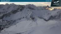Archived image Webcam Upper station Fellhorn 02:00