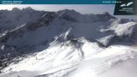 Archived image Webcam Upper station Fellhorn 04:00