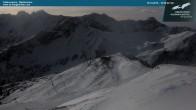 Archived image Webcam Upper station Fellhorn 06:00