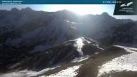 Archiv Foto Webcam Fellhorn Gipfelstation 08:00
