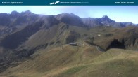 Archiv Foto Webcam Fellhorn Gipfelstation 04:00