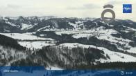 Archiv Foto Webcam Panorama Oberstaufen 14:00