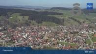 Archiv Foto Webcam Panorama Oberstaufen 05:00