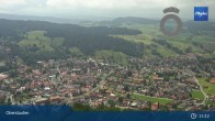 Archiv Foto Webcam Panorama Oberstaufen 09:00