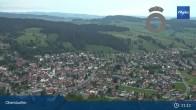 Archiv Foto Webcam Panorama Oberstaufen 15:00