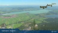 Archiv Foto Webcam Tegelberg Bergstation 05:00