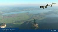 Archiv Foto Webcam Tegelberg Bergstation 01:00