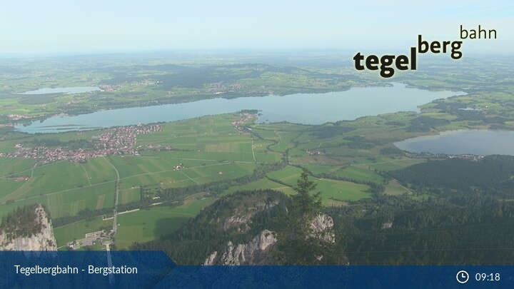 Web Cam Tegelberg