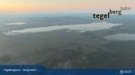 Archiv Foto Webcam Tegelberg Bergstation 21:00