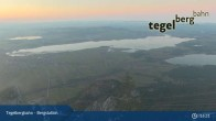 Archiv Foto Webcam Tegelberg Bergstation 23:00