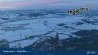 Archiv Foto Webcam Tegelberg Bergstation 19:00