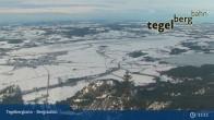 Archiv Foto Webcam Tegelberg Bergstation 09:00