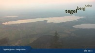 Archived image Webcam Mountain station Tegelberg 19:00