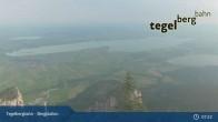 Archived image Webcam Mountain station Tegelberg 01:00