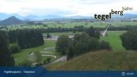 Archiv Foto Webcam Talstation Tegelbergbahn 01:00