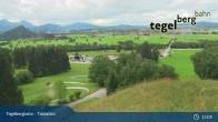 Archiv Foto Webcam Talstation Tegelbergbahn 07:00