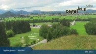 Archiv Foto Webcam Talstation Tegelbergbahn 09:00